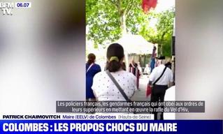 Colombes : le maire condamné pour injures publiques envers les gendarmes
