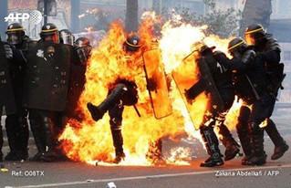 Aujourd'hui se sont déroulées les traditionnelles manifestations du 1er mai