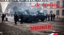 Quand la Police Nationale invente la Gendarmerie Mobile.