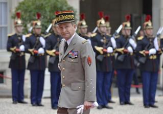 Démission du Général DE VILLIERS