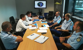 Réunion de travail DGGN – APNM Gendarmes et Citoyens. Une première !