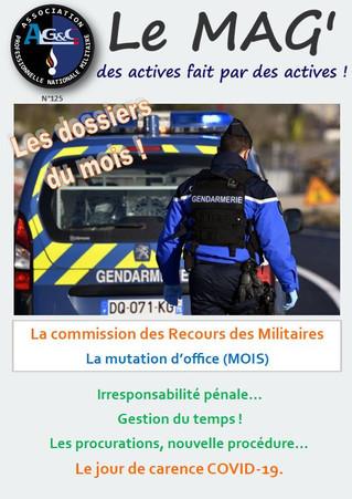 Le Mag' des actives N°125