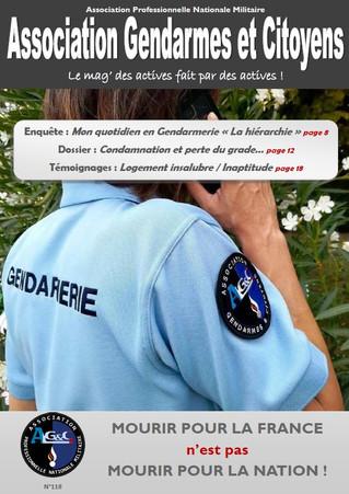 Le Mag' APNM Gendarmes et Citoyens - N°118