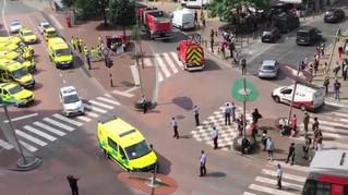 Attaque terroriste en Belgique