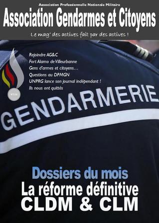 Le Mag' APNM Gendarmes et Citoyens - N°116