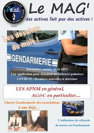 Le Mag' des actives N°121