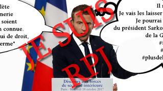 Réaction AG&C suite au discours du président Macron