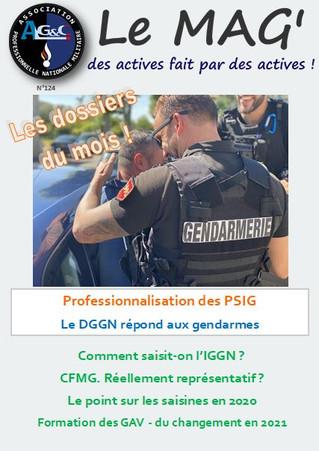 Le Mag' des actives N°124