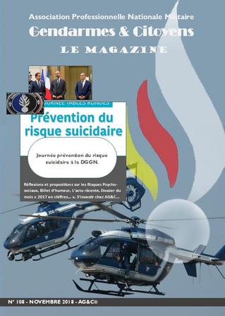 Magazine novembre 2018