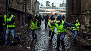 Attaque de la caserne de Gendarmerie de Dijon : quatre condamnations et APNM G&C reconnue partie