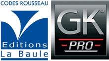 Coup de képi à nos partenaires « Editions La BAULE » et « GK Pro » !