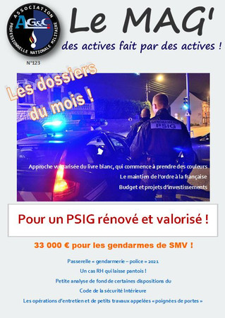 Le Mag' des actives N°123