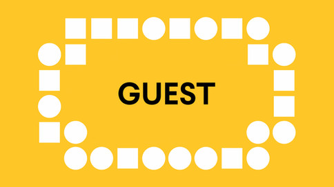 I'm a guest.