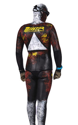 Meister Smooth skin Open Cell Wetsuit