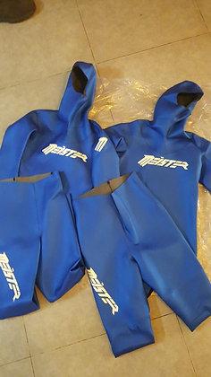 חליפה מקצועית 2/3 mm מייסטר צלילה חופשית