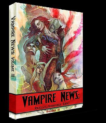Vampire News, vol. 3