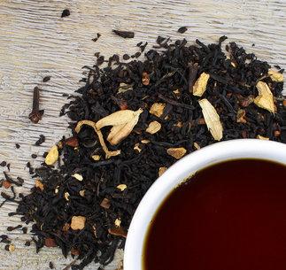 Hazelnut Vanilla Chai