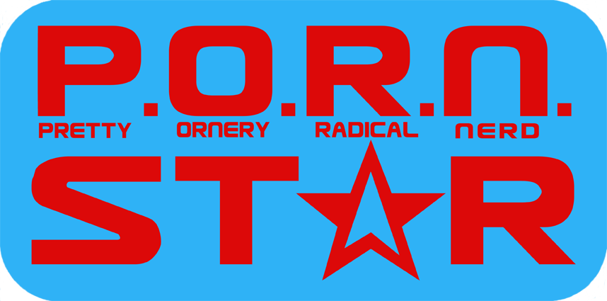 Porn Star Sticker