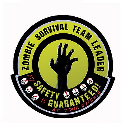 Zombie Survival Team Leader