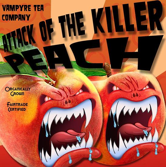 Attack of the Killer Peach