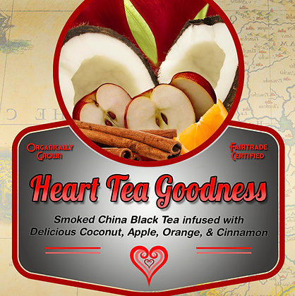 Heart Tea Goodness Tea Tin