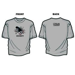 Cthulhu Training T-Shirt