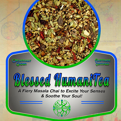 Blessed HumaniTea Tea Tin