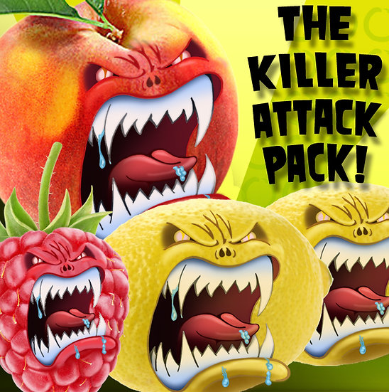 The Killer Attack Pack!