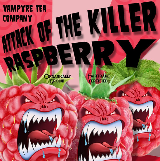 Attack of the Killer Raspberry