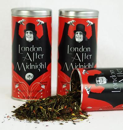 London After Midnight Tea Tin