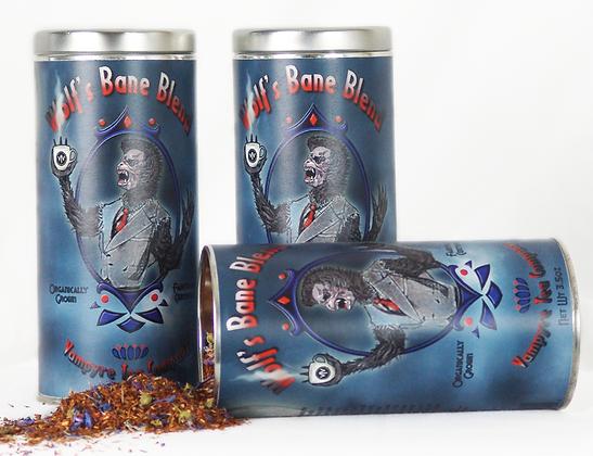 Wolf's Bane Blend Tea Tin