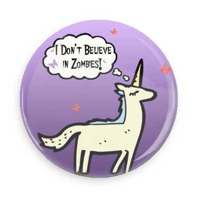 I Don't Believe in Zombies