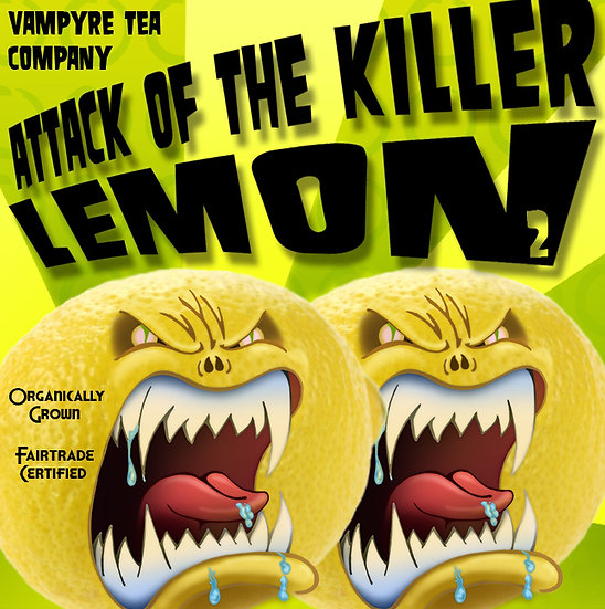 Attack of the Killer Lemon. prt 2
