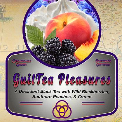 GuilTea Pleasures Tea Tin