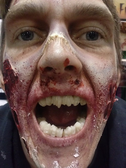 Zombie Teeth - Full Mouth