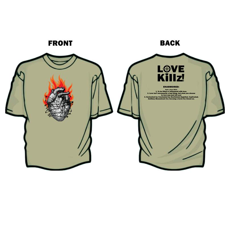 Enarmored T-Shirt
