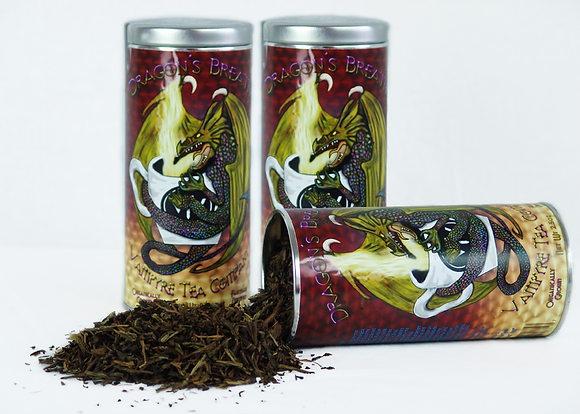 Dragon's Breath Tea Tin