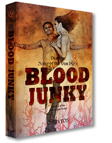 Blood Junky - The One Blood series