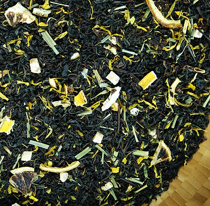 Attack of the Killer Lemon; black tea - 2oz