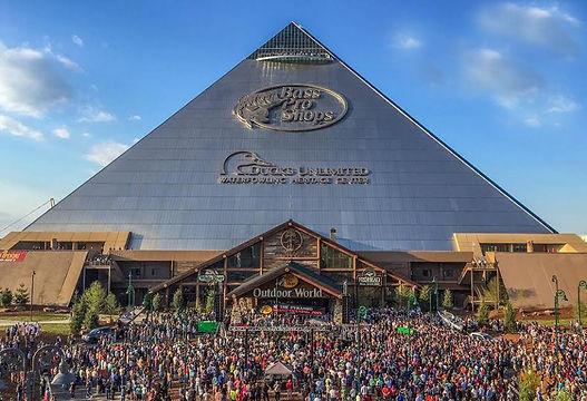 Bass Pro Shops, Memphis Pyramid