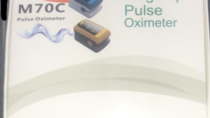 Oxymetre de pouls M70C