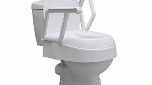 Rehausse WC Avec Accoudoirs