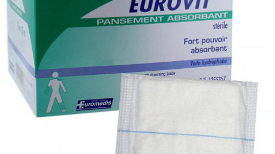 Pansement Eurovit+ 15x20cm