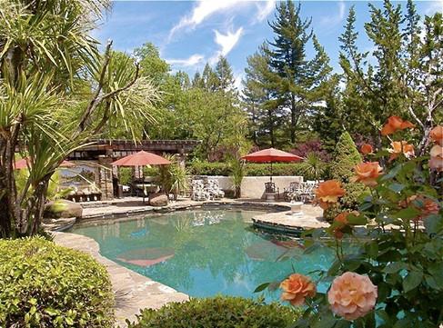 Villa Pool - Women's Retreat - Mary Scot