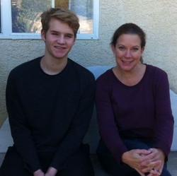 In LA with Dalton Gray