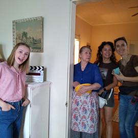Avi, Laurie, June & Birgit