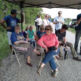 Laurie with the Moms & Grandmas.jpg