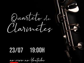 Quarteto de Clarinetes