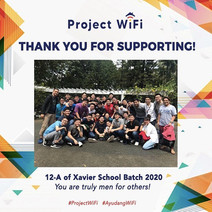 Project Wifi Donor