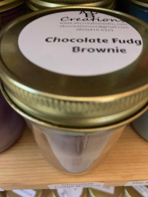 Chocolate Fudge Brownie soy candle